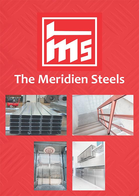 Meridien steel Leaflet